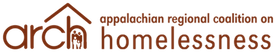 Appalachian Regional Coalition on Homelessness ARCH Logo